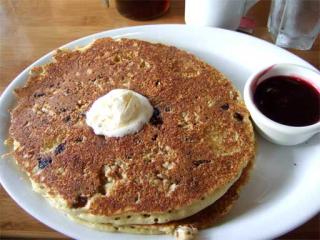 My Lumberjack Pancake