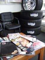 Tire Shop Reading