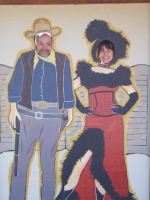 Dastardly Dave & Miss Mary