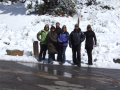 Snowy Sunday Crew