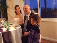 Newlyweds & Niece