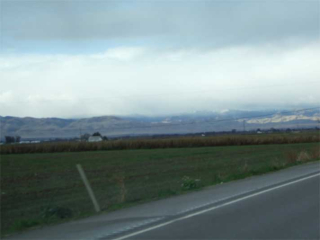 Snow Topped Hills
