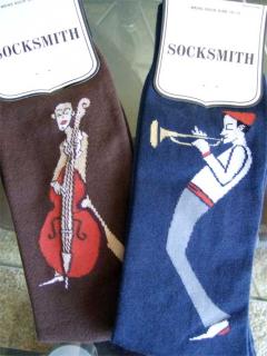 Snazzy Jazzy Socks