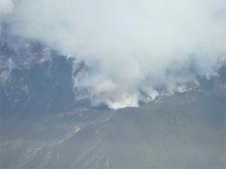 Big Sur Fire