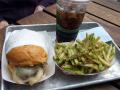 Miss Kentucky & Garlic Fries