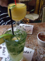 Mango Margarita + Mojito