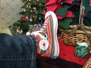 Holiday Chucks