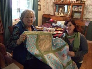Quiltee and Quilter