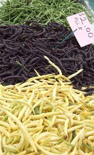 Beans: Not Just Green