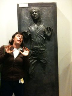 Hanging with Han