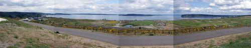 Chambers Bay Panorama