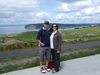 Us at Chambers Bay