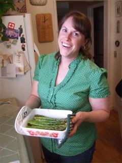 Asparagus Queen