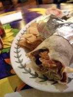 My Dream Veggie Burrito