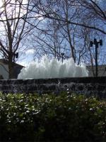 Sunny Fountain