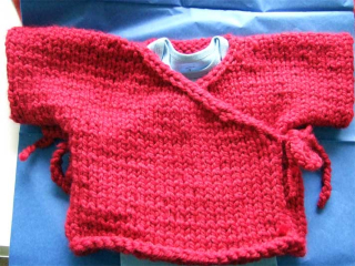 Sweater for Baby Jack