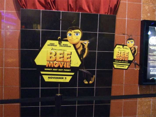 Let The Marketing Bee-gin