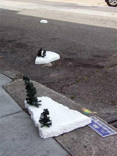 Urban Icebergs?